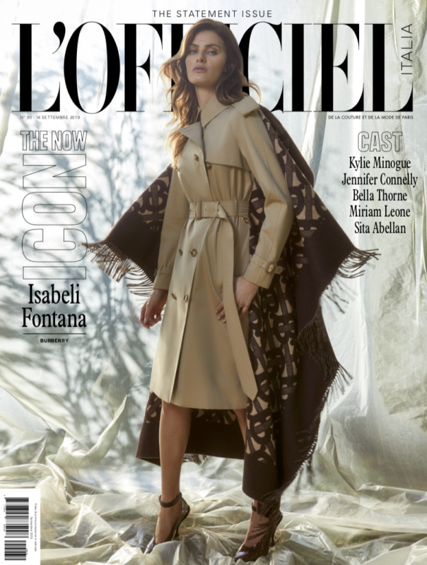 Now Icon Isabeli Fontana – L'OFFICIEL Italia