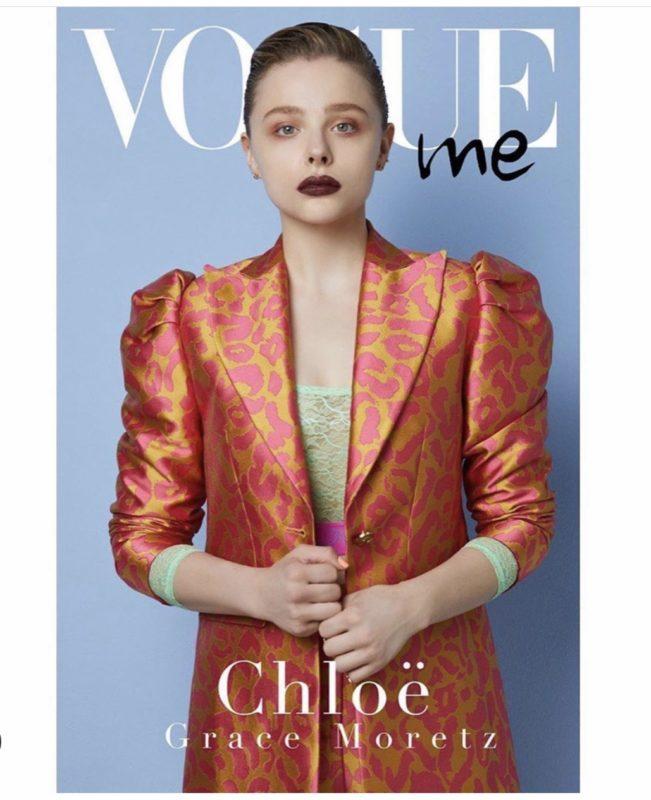 Chloe Moretz – VOGUE Taiwan