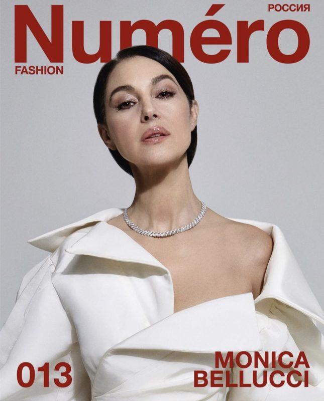 Monica Bellucci – NUMERO Russia