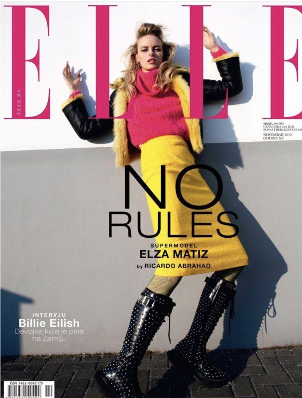Elza Matiz – ELLE Serbia