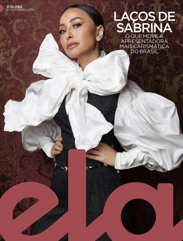 Sabrina Sato – Ela  O GLOBO